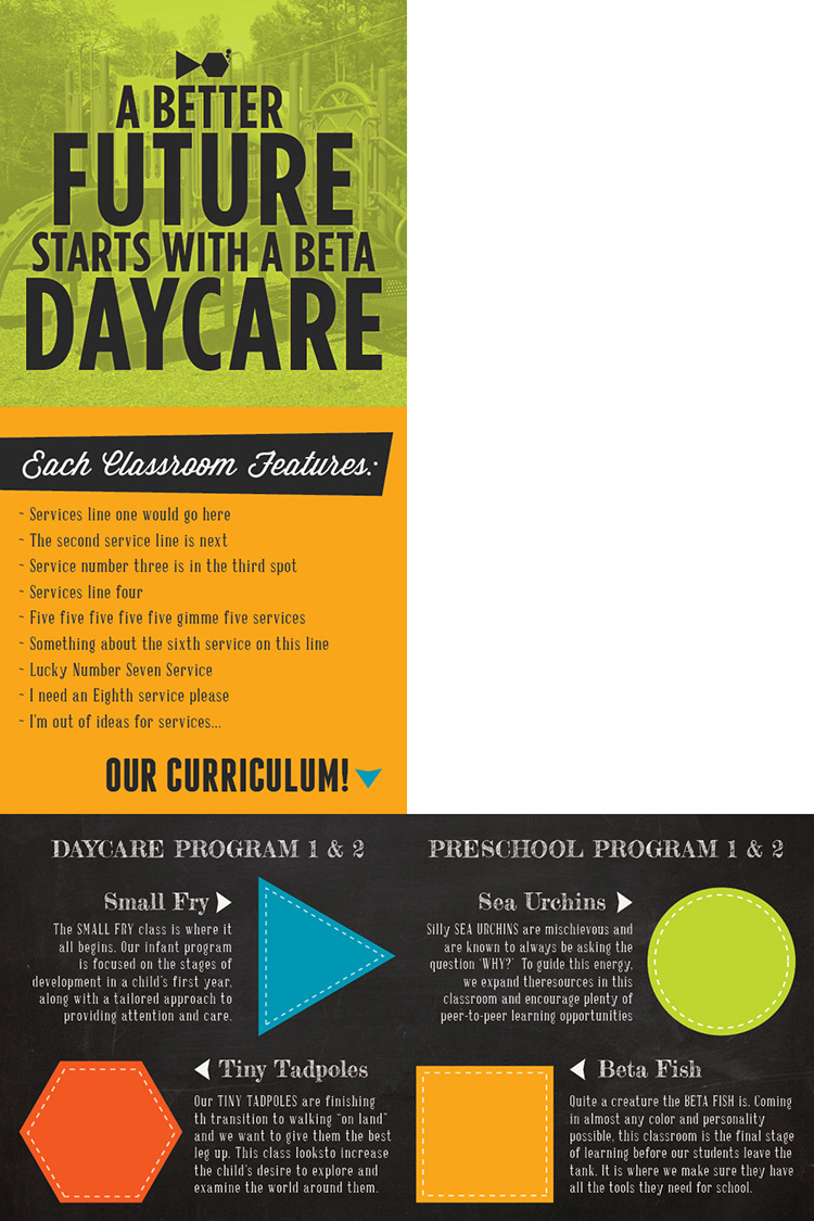 Ryan Cressionnie - BETA School Brochure