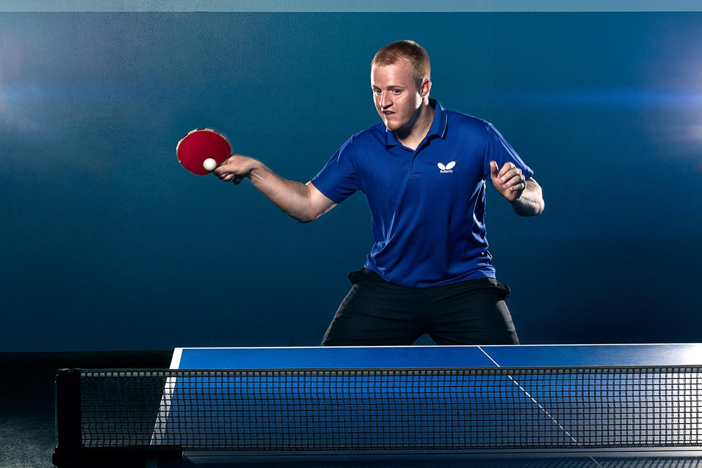 Braxton Wilhelmsen Table Tennis Photos For Utah Table Tennis - Training table salt lake city