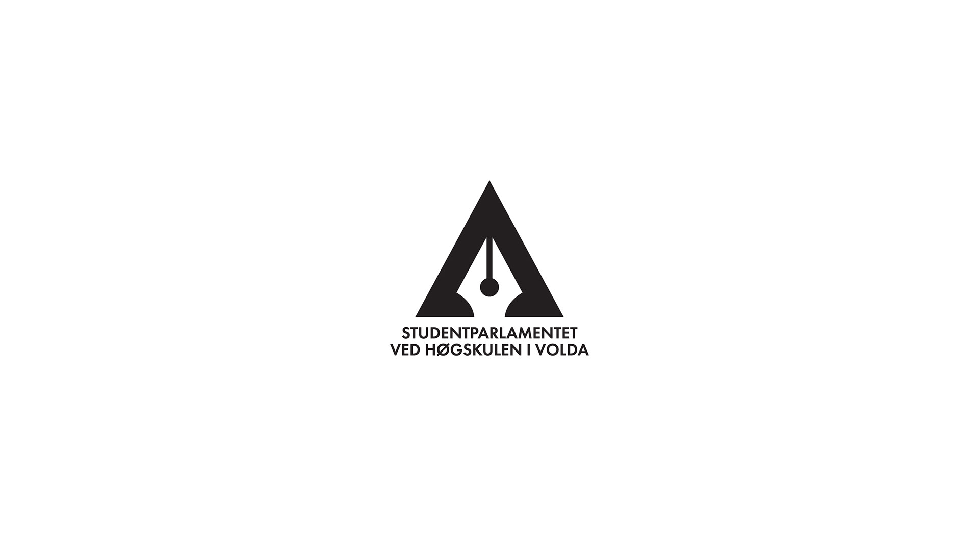 The Student Parliament At Volda University College Are Changing Their Name And Logo In Conjunction With This They Decided To Launch A Contest