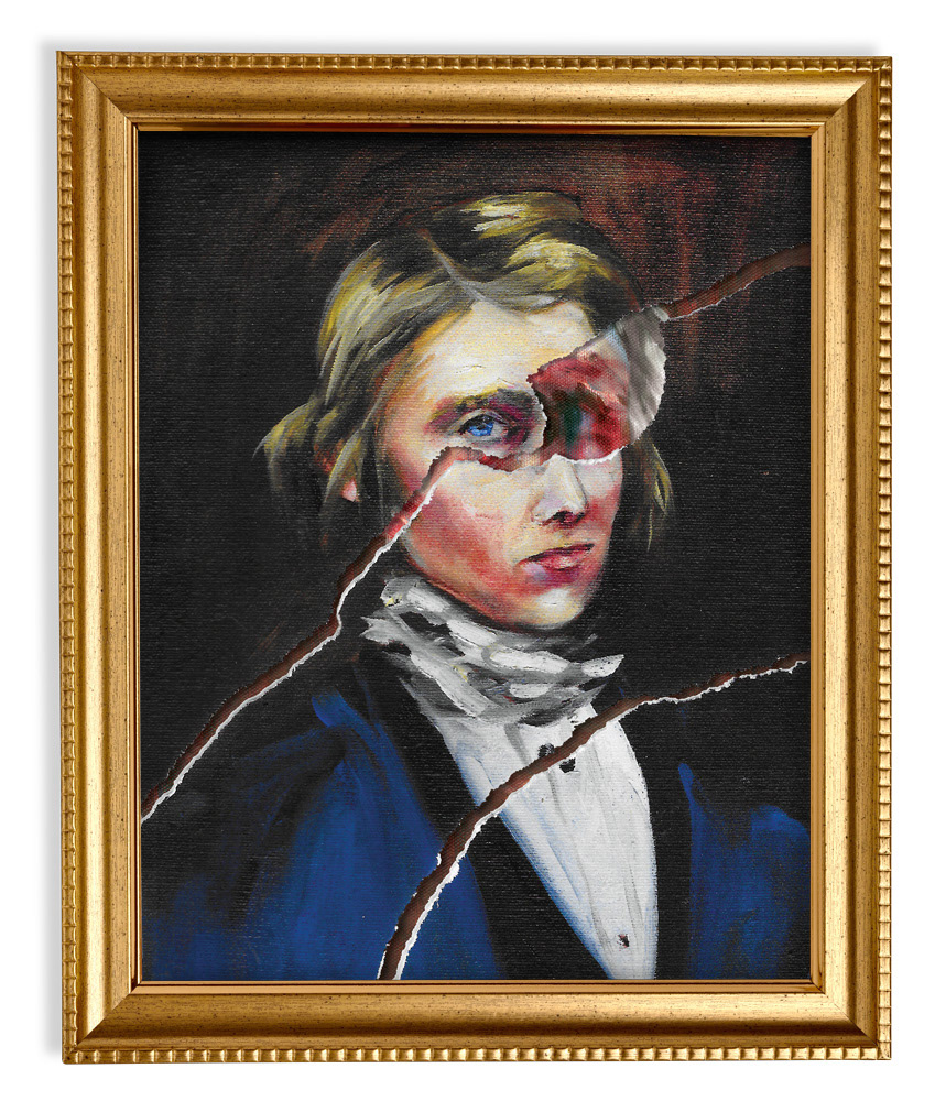 Bianca Beltran The Picture Of Dorian Gray Book Cover