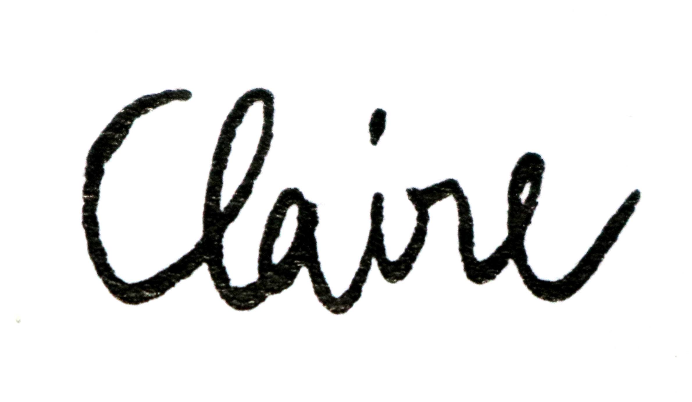 Claire Thibon