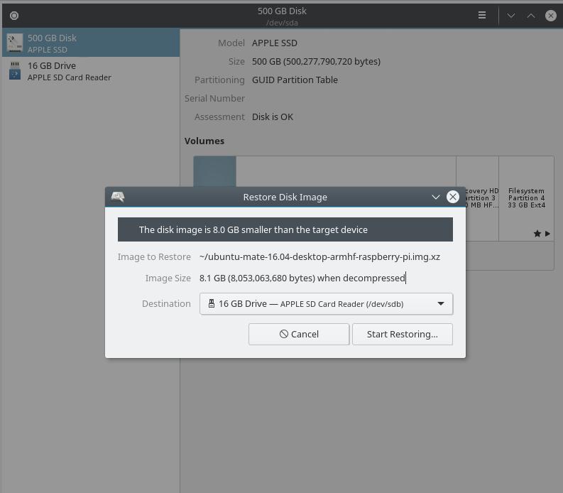 David Xie's Website - Install Ubuntu on Raspberry Pi on