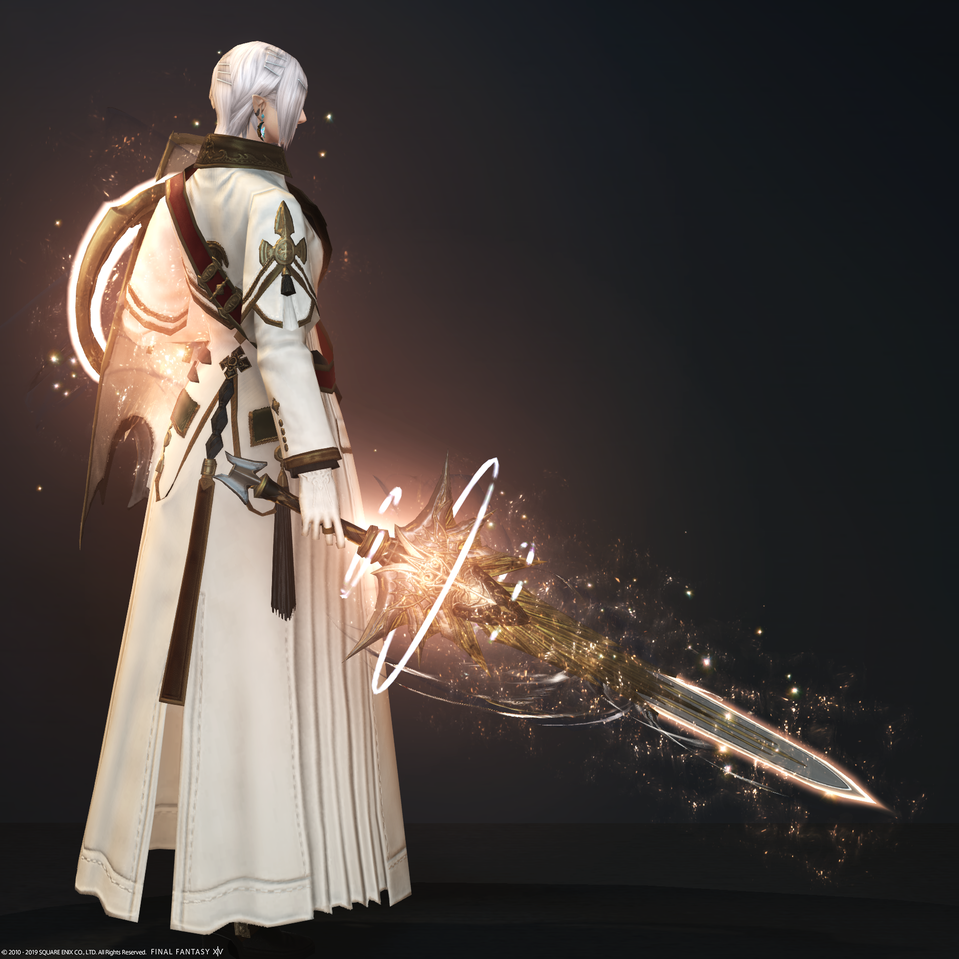 Eorzea Database: Sharpened Sword of the Twin Thegns | FINAL