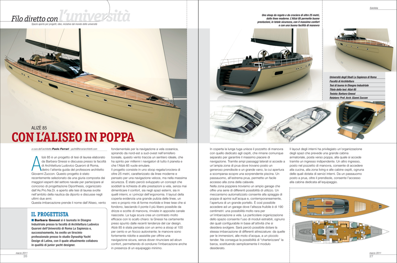 Design Degli Interni Roma fabiano di paolo - editorial design
