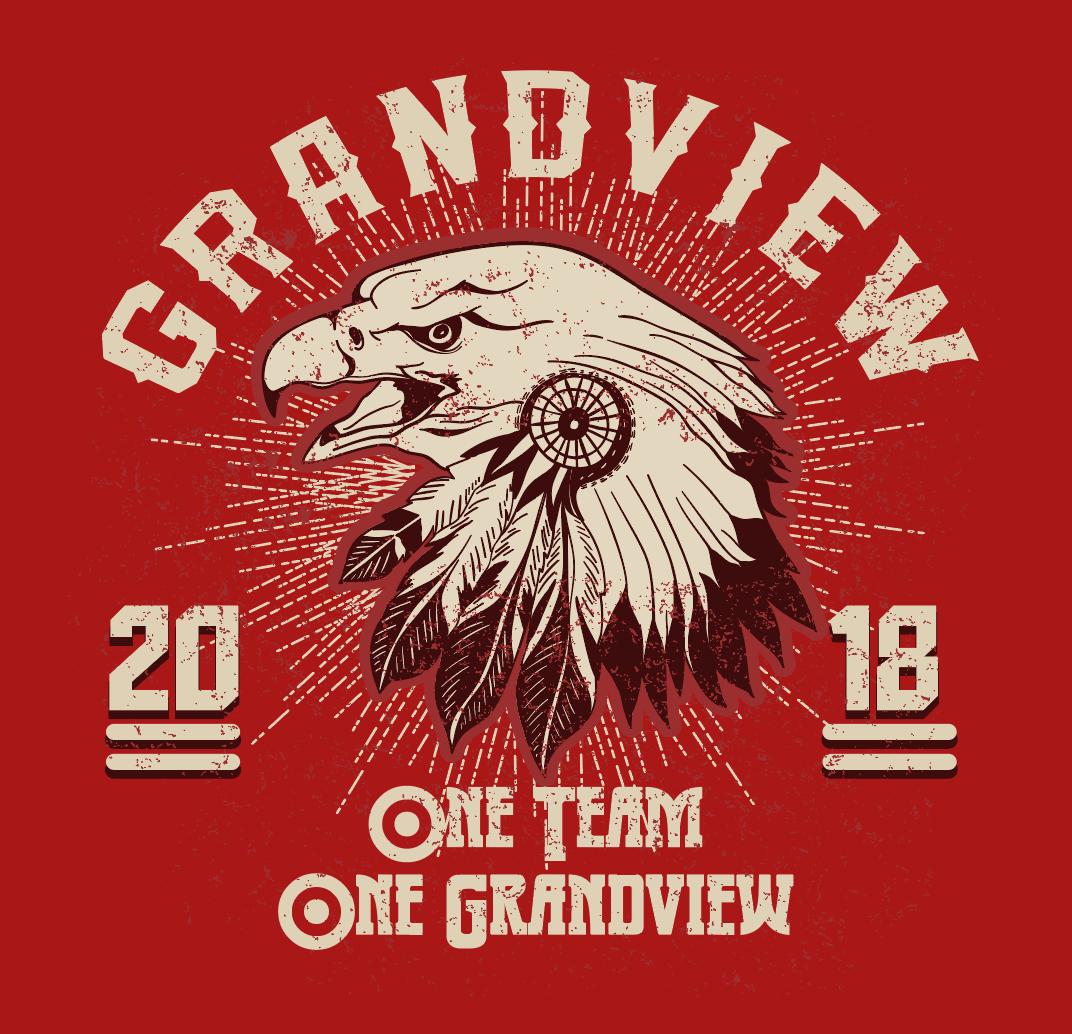 Greg Heckler Grandview Ms T Shirt Design
