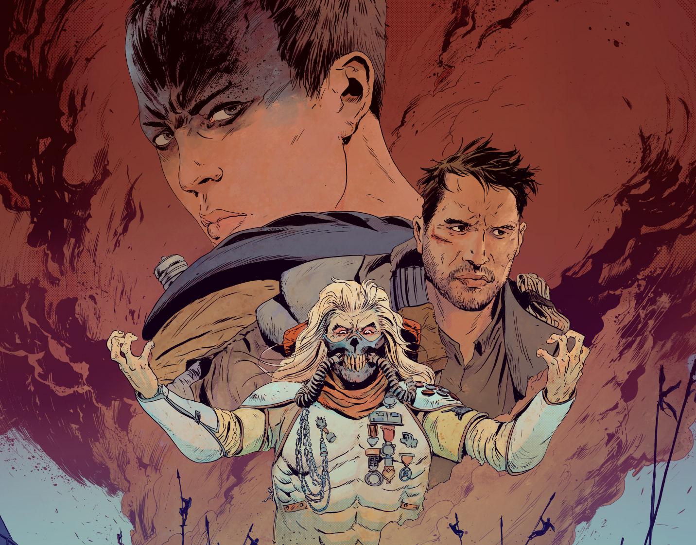 Robert Sammelin Artworks Mad Max Fury Road Poster