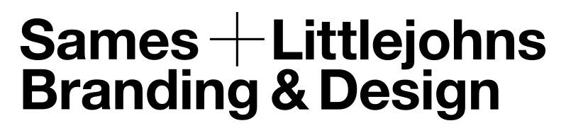 Sames + Littlejohns  |  Branding & Design