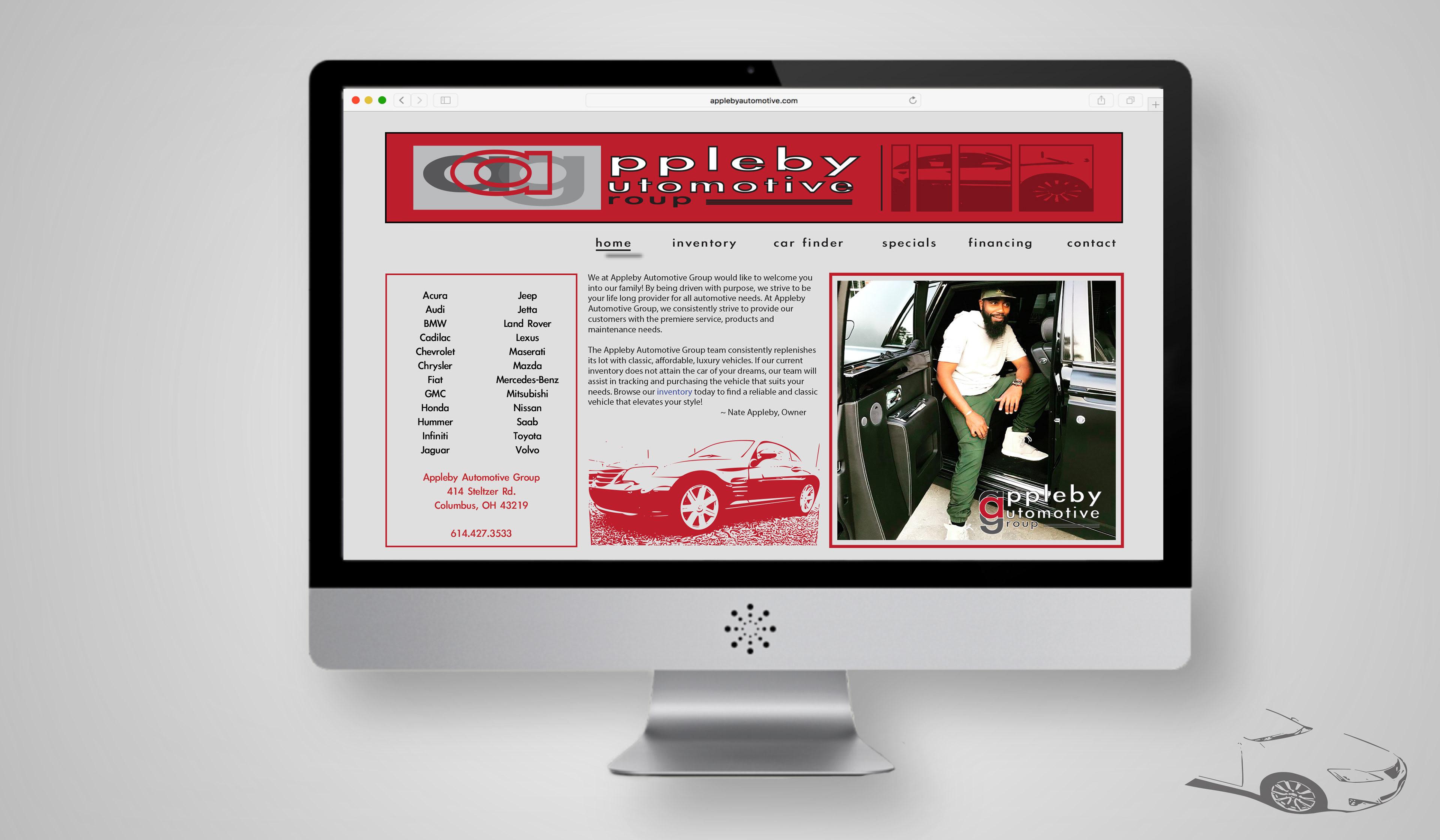 Ashley Randle - Appleby Automotive Group