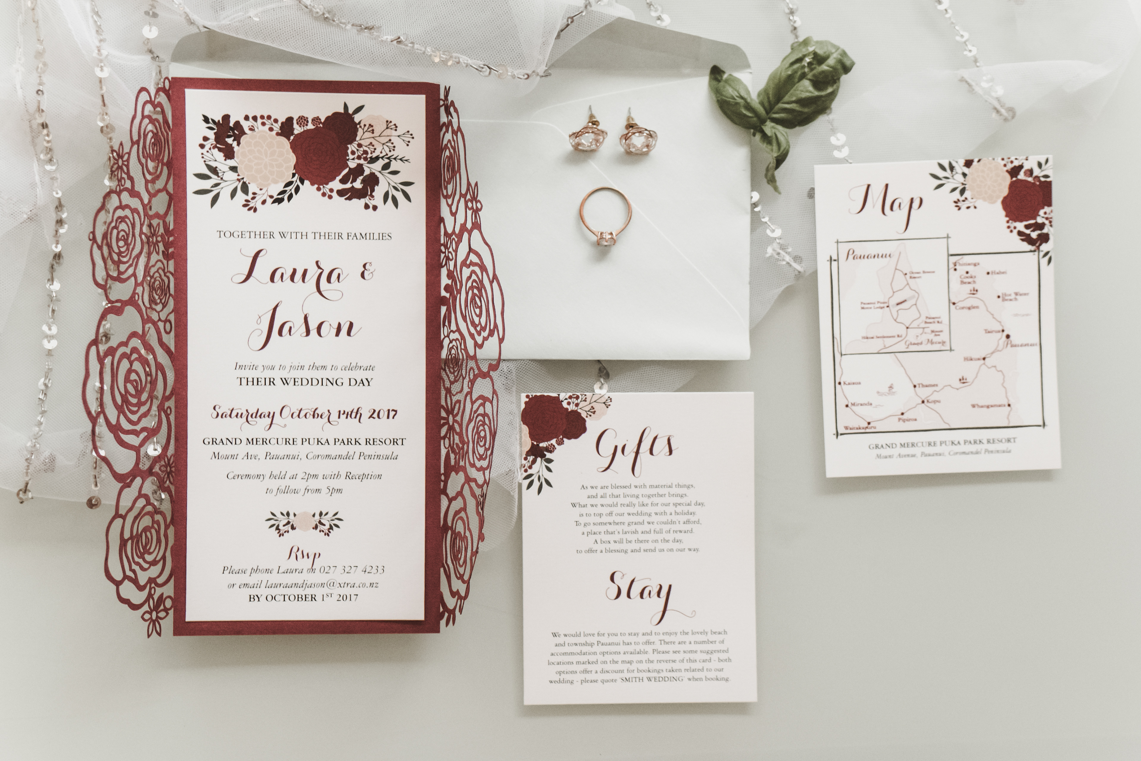 Alysha Johnson - WEDDING INVITATIONS AND STATIONERY