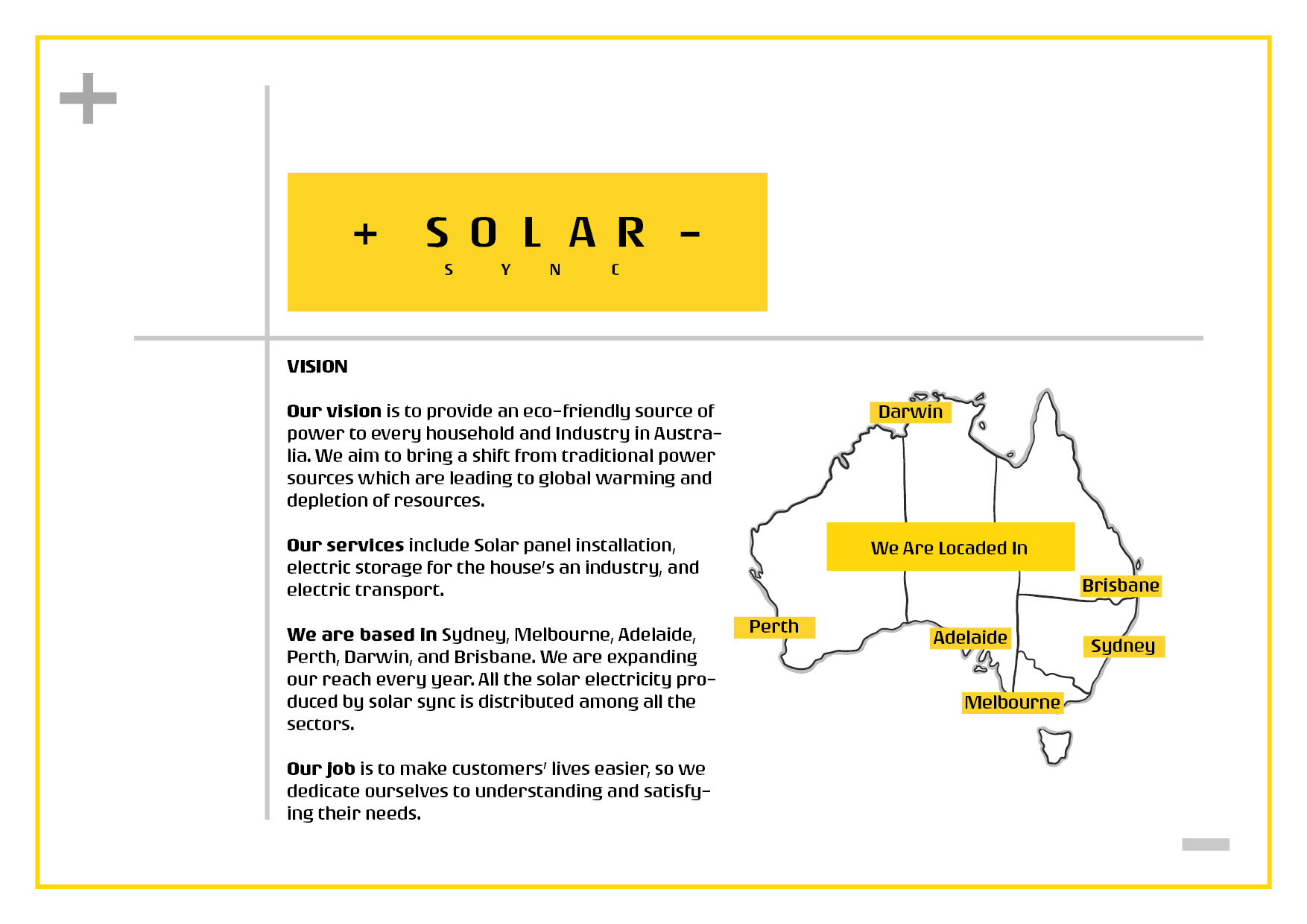 Ayush nanda solar sync brand guidelines the company is based in different regions of australia the final application included business cards uniforms environmental design and some other web and reheart Images