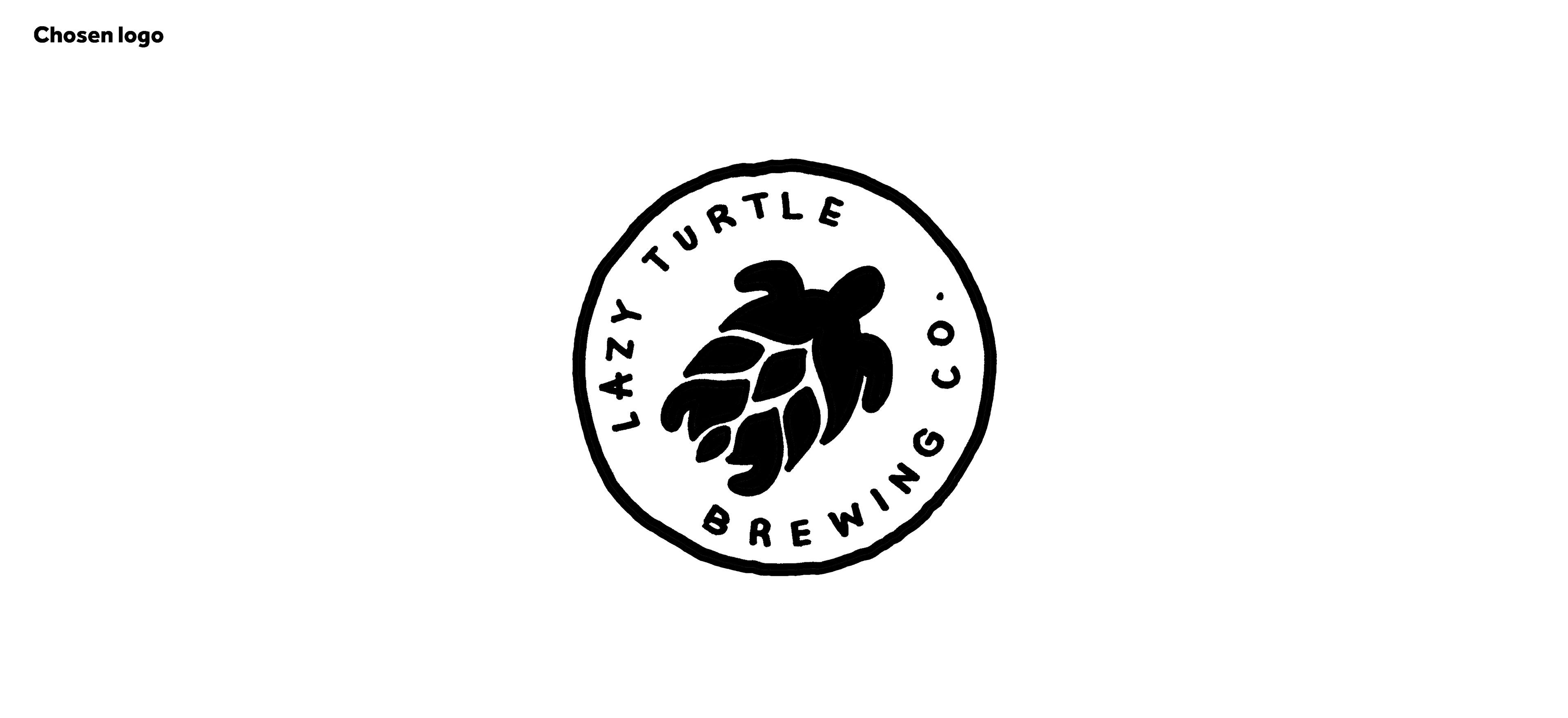 Mr Woody Woods Illustrator Lazy Turtle Branding