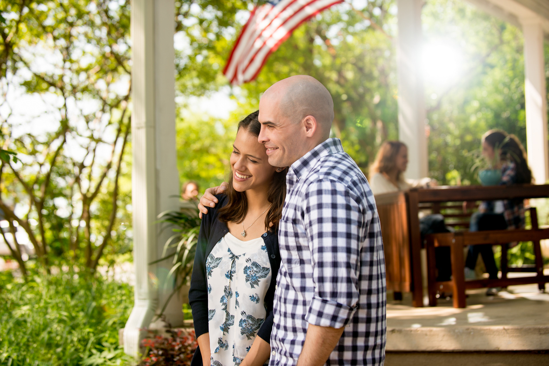 """Usaa Contact Us >> PROFOR PHOTO - USAA - """"Member Voices / Rivera Family"""""""