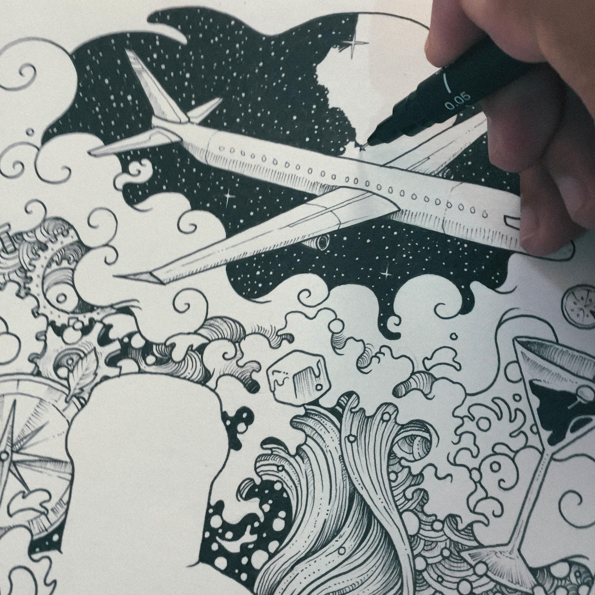kerby rosanes illustrator portfolio