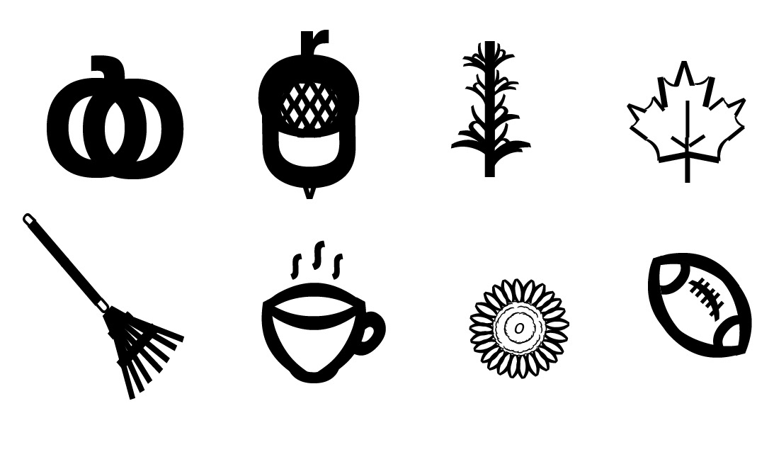 Ashley Lace - Helvetica Icons