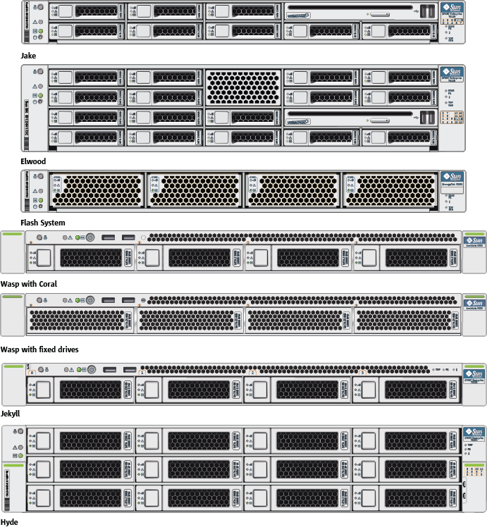 Kyle Walker - Merrimack 1U & 2U server designs