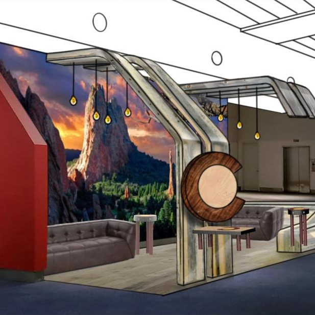 COLORADO CONVENTION CENTER SPACE REDESIGN
