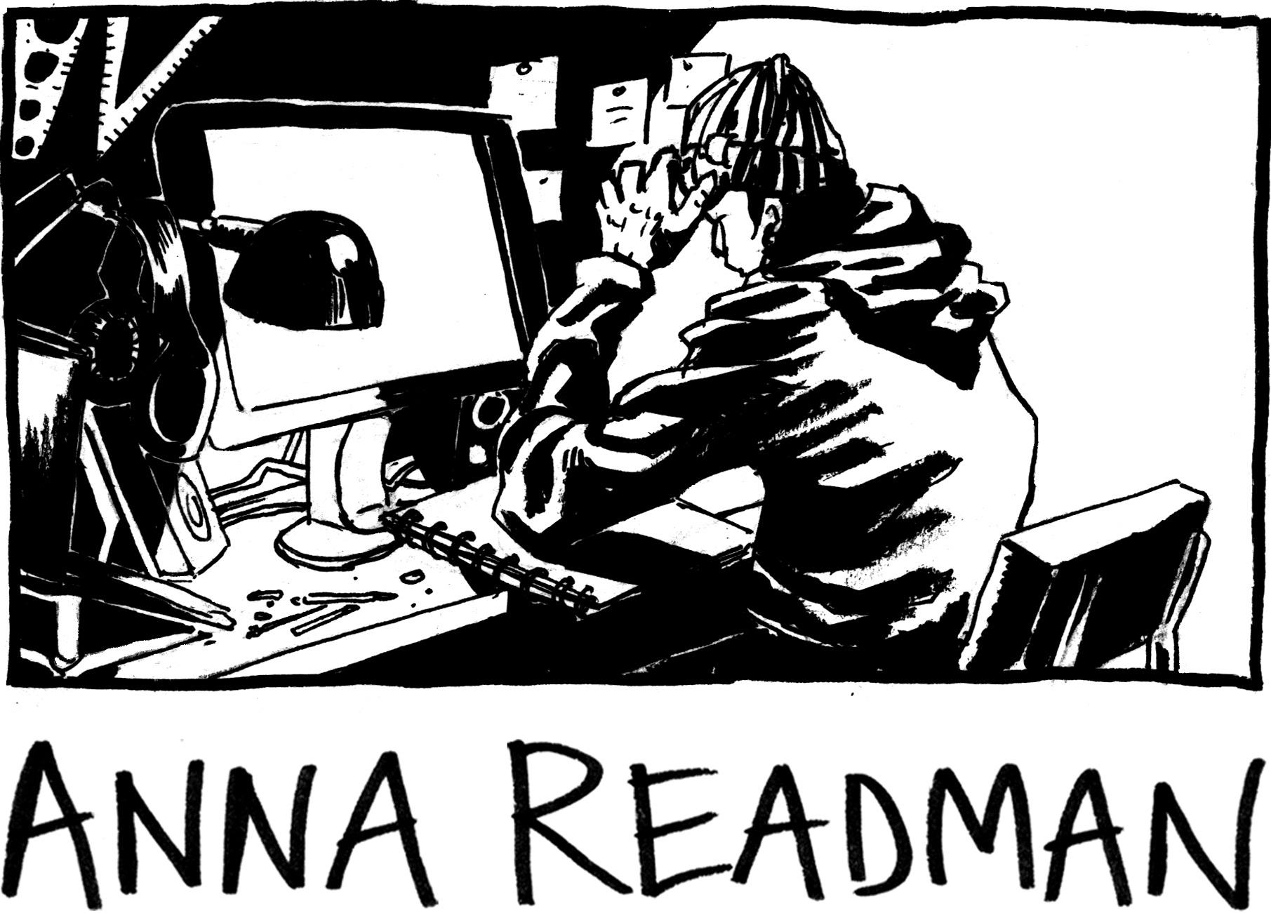 Anna Readman