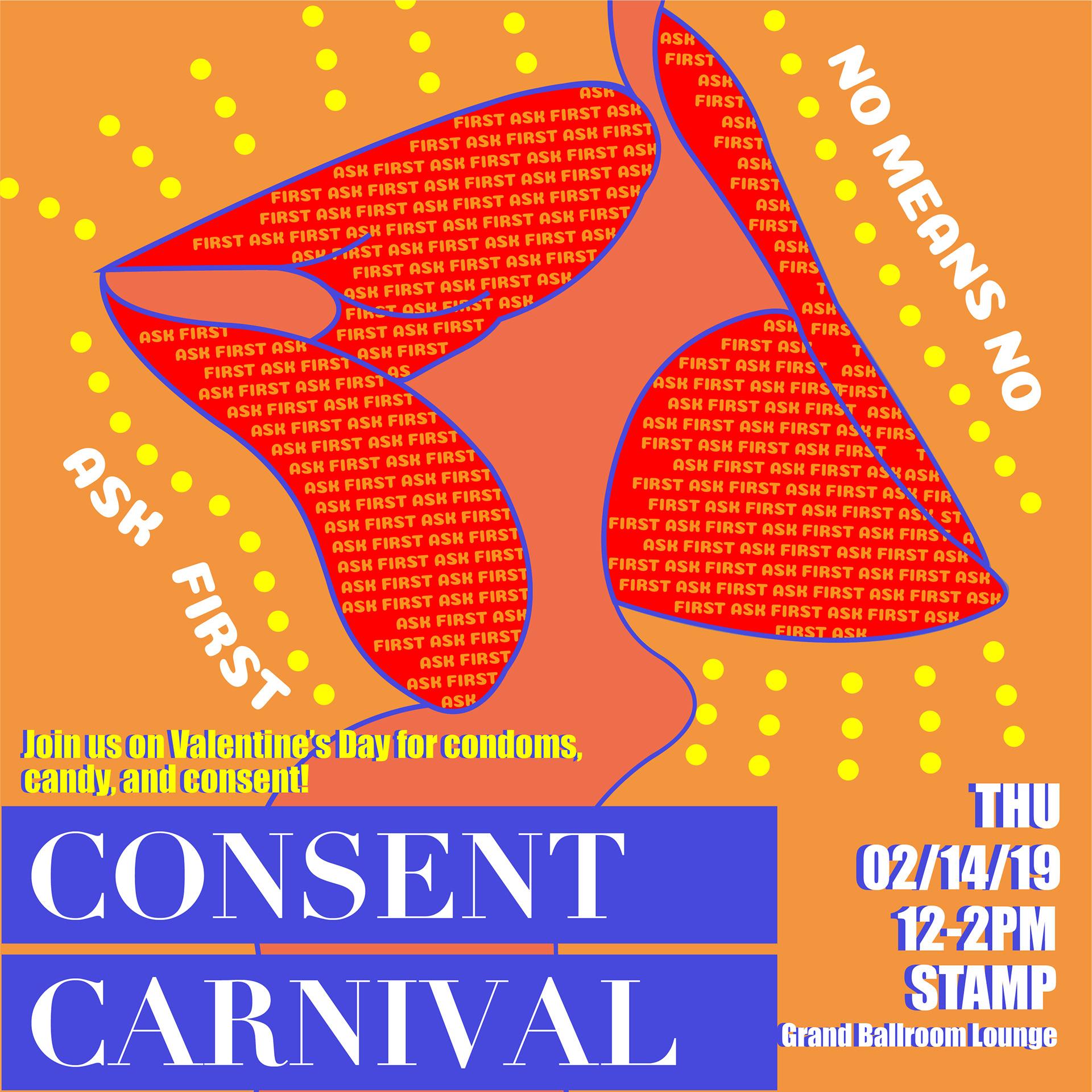 Mays Rubaye - Consent Carnival
