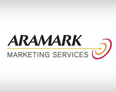 Barry Harmon   Graphic Design - Aramark Marketing Services Logo
