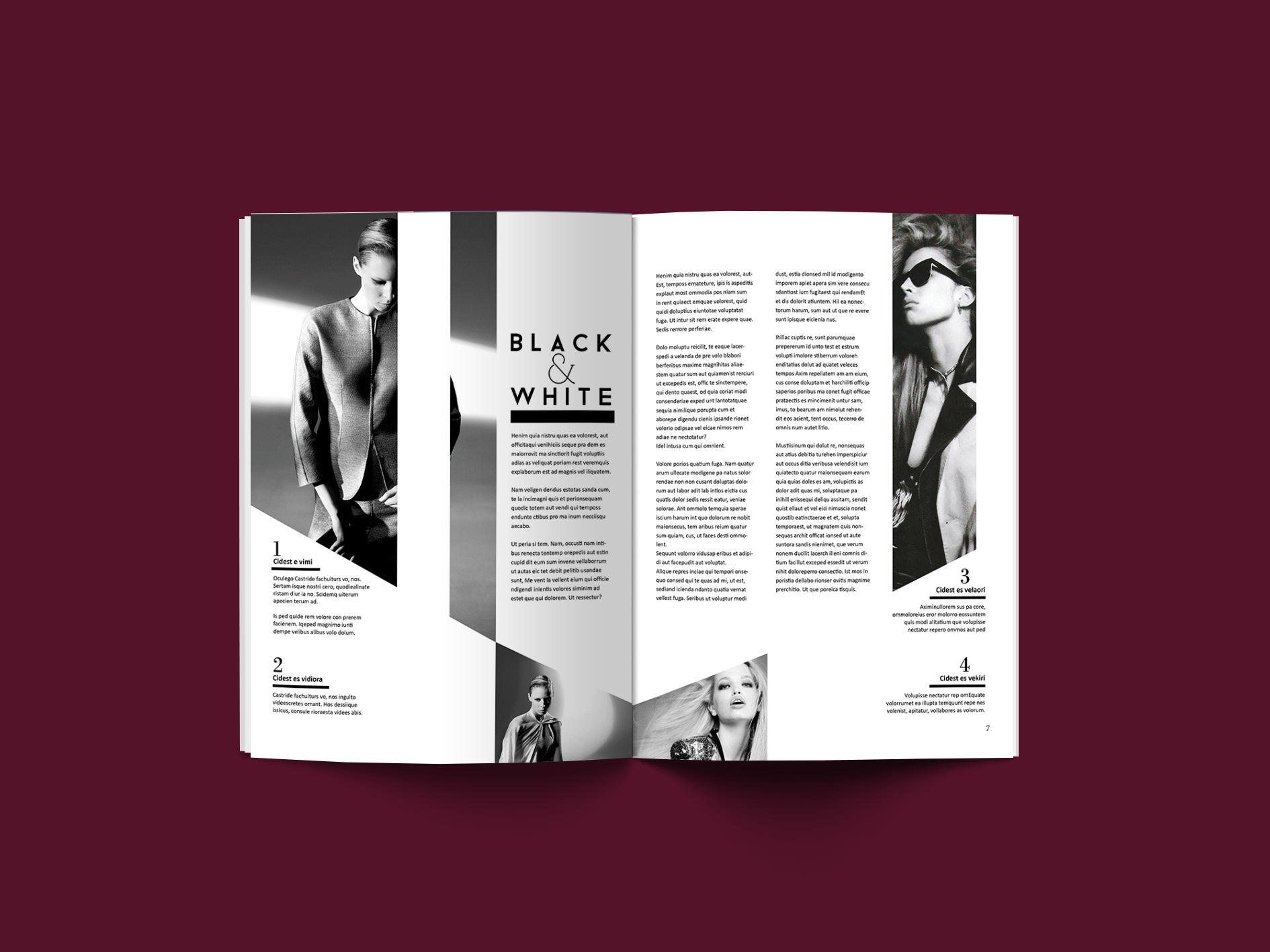 fashion magazine design brief 2 fashion and photographic make-up  evaluate your results against the design brief  or design high-fashion images which will look terrifi c on a.