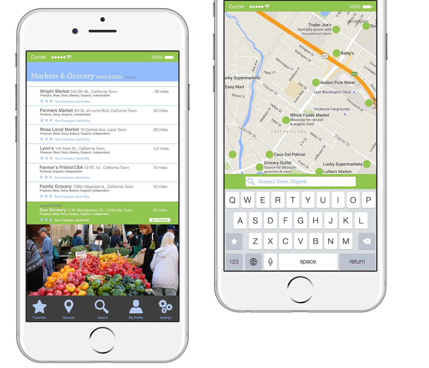 Christopher Kosek Farm Table - Farm to table app