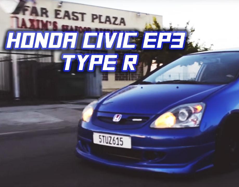 Randy Chheang Jdm Stance Honda Civic Si Ep3