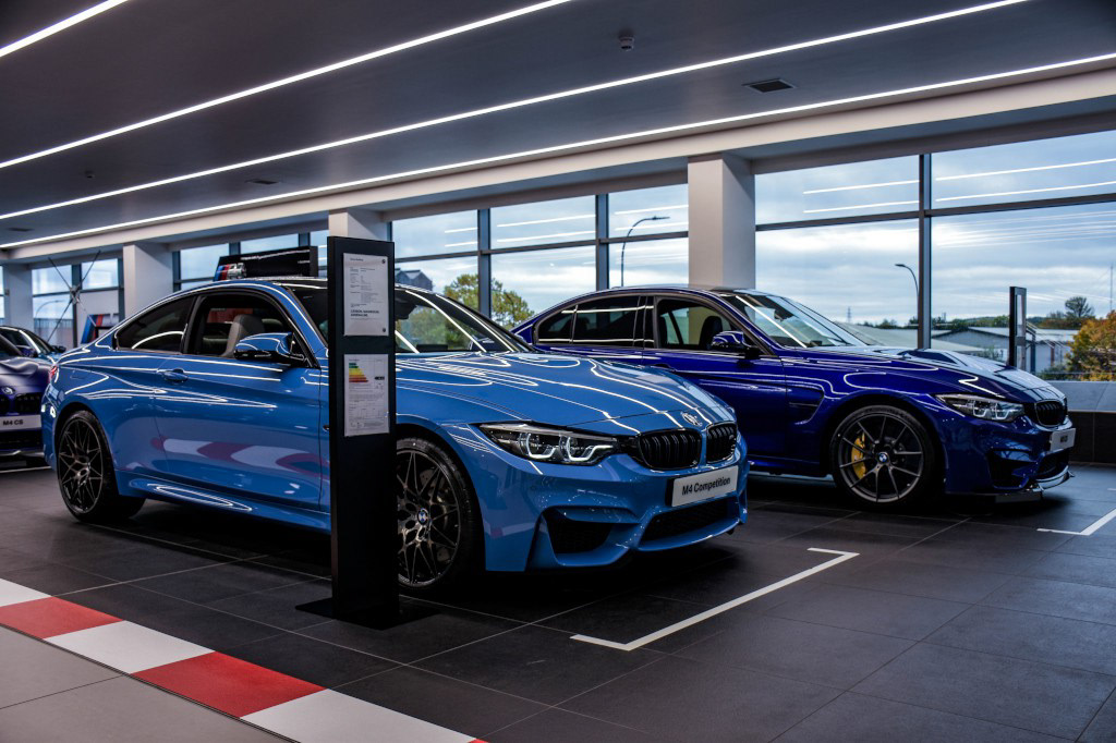 Tour Of Bmw Sytner Sheffield And Its M Studio 1 Of 3 In