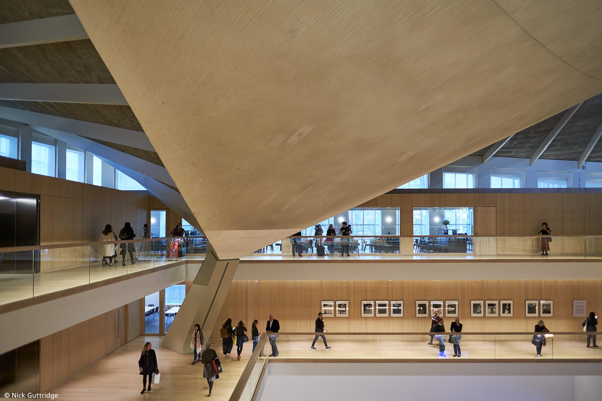 Nick Guttridge Design Museum London