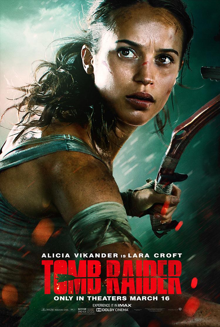 Black Mamba Studios Tomb Raider