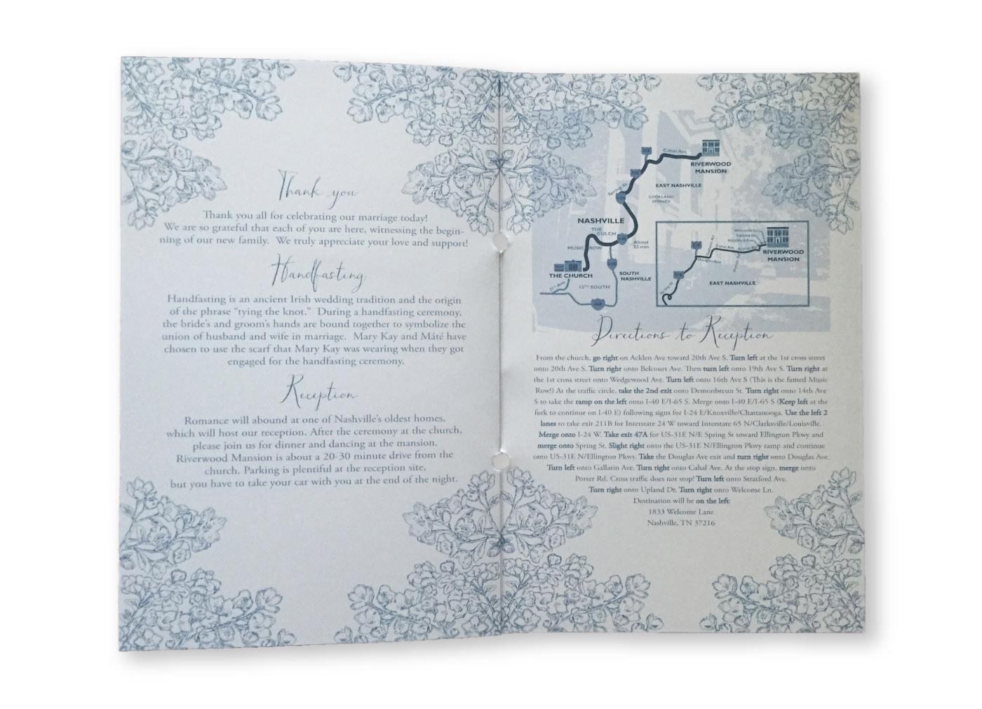 cityscape creative illustrator drawing logo wedding programs