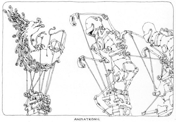 Mattias Adolfsson - the History of Special Effects