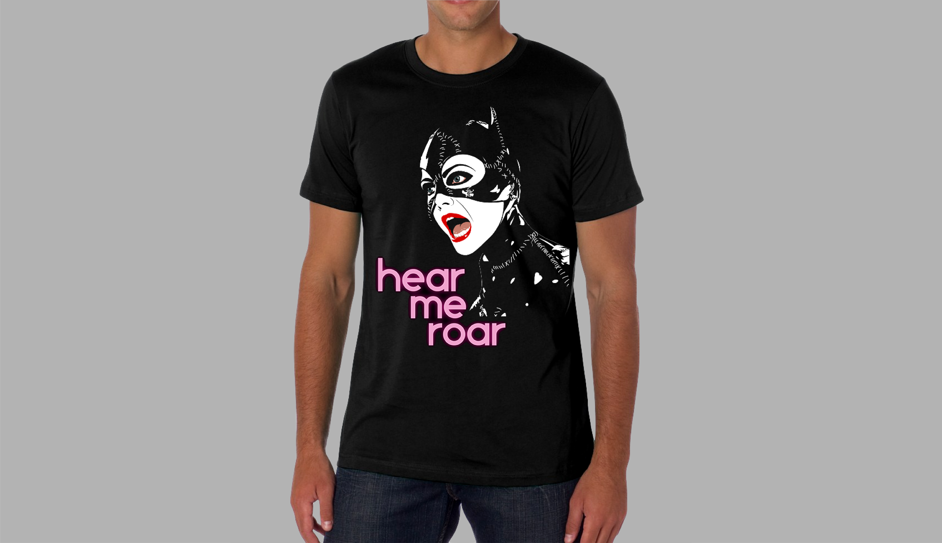 This Minimalistic Piece Features Michelle Pfeiffers Breathtaking Appearance As Catwoman In Batman Returns