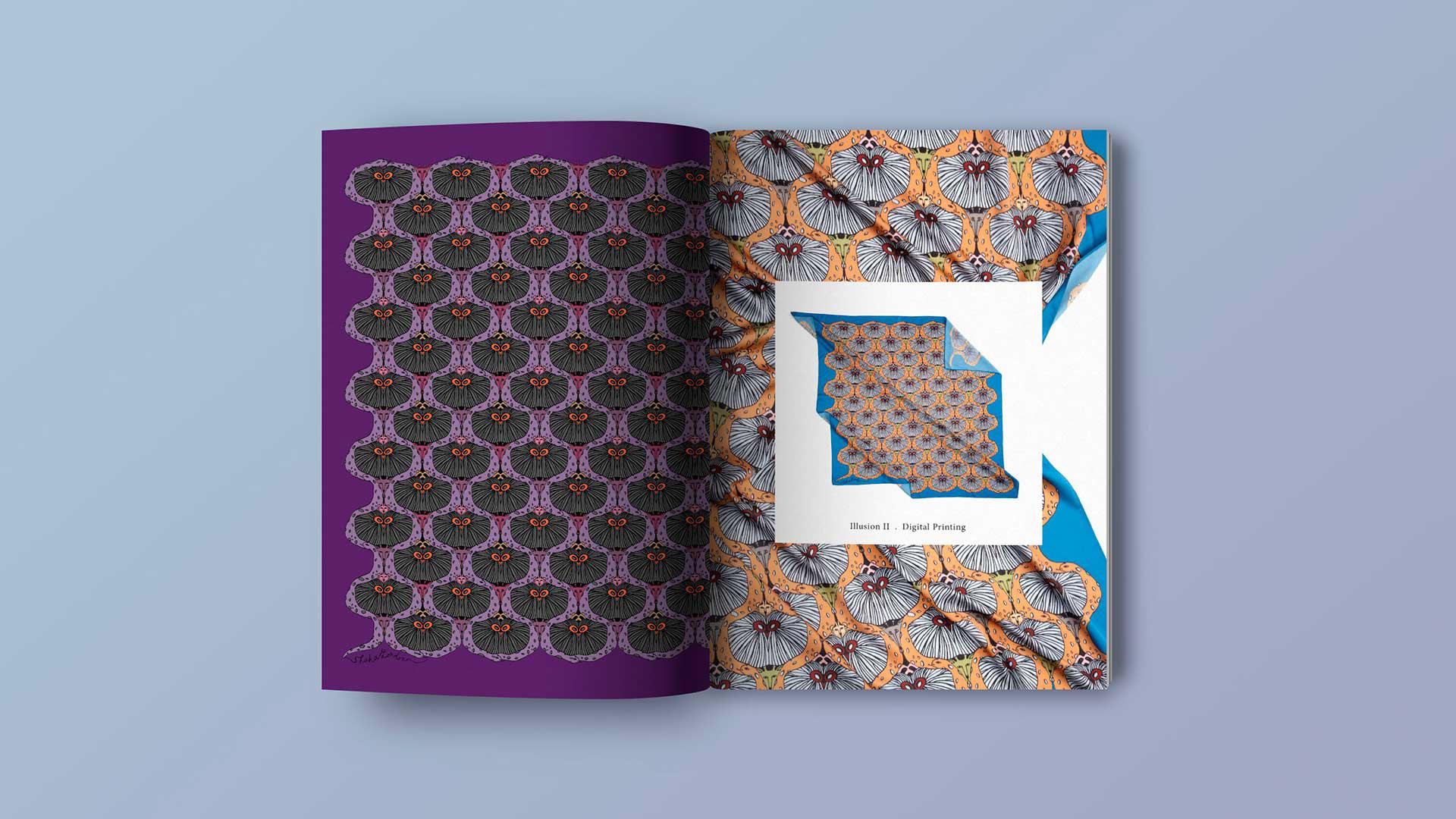 Praree Kittidumkerng Personal Textile Book