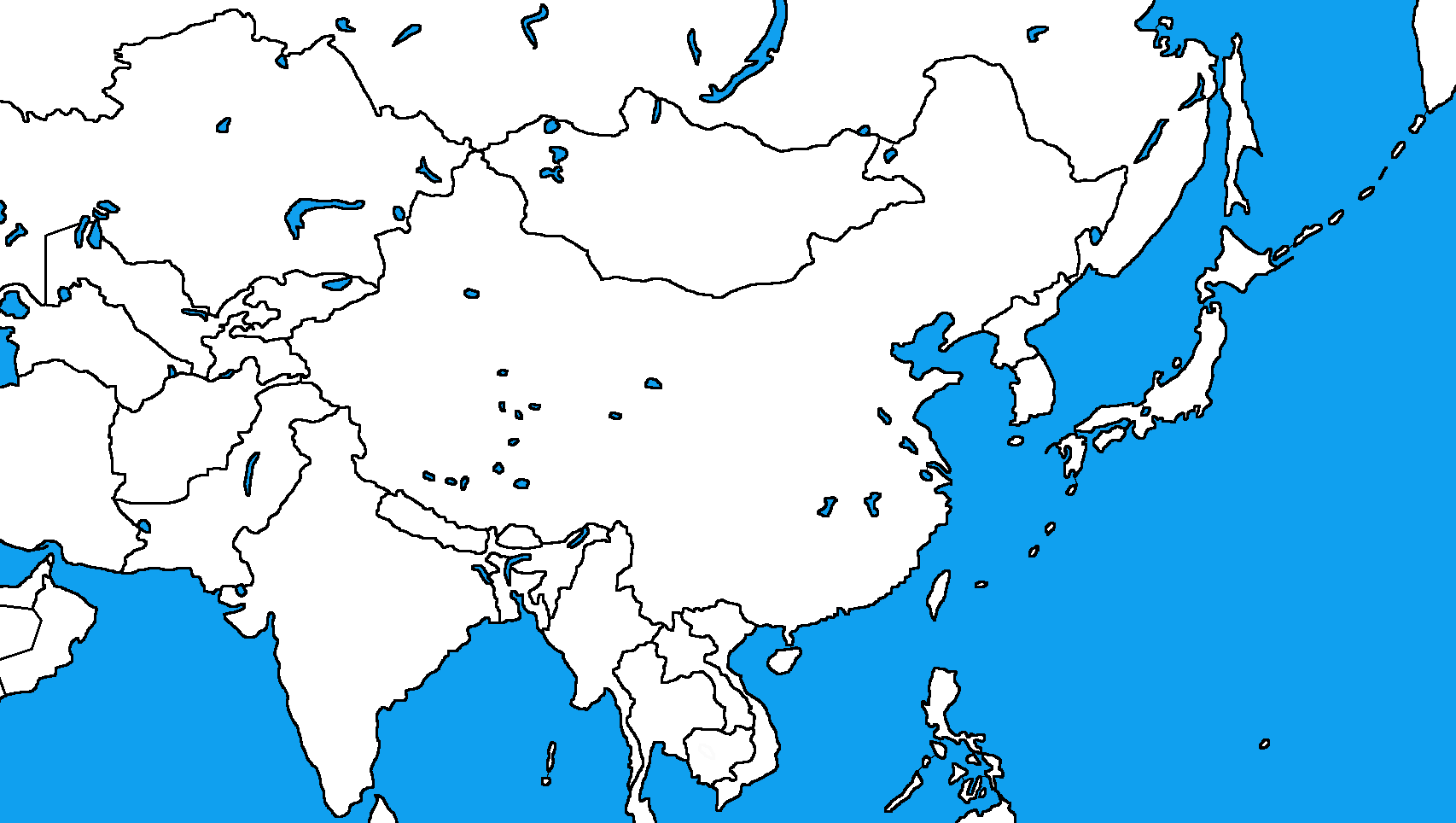 The Blank Atlas - Maps