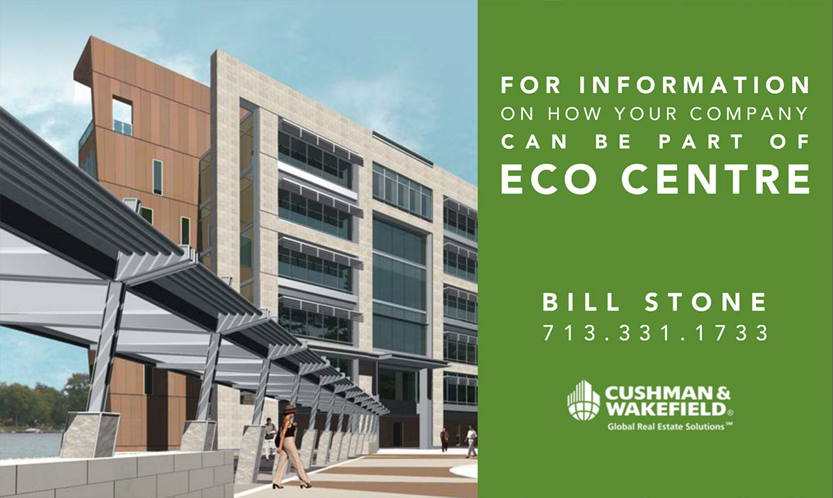 Christopher Figat - EcoCentre at Lakepointe