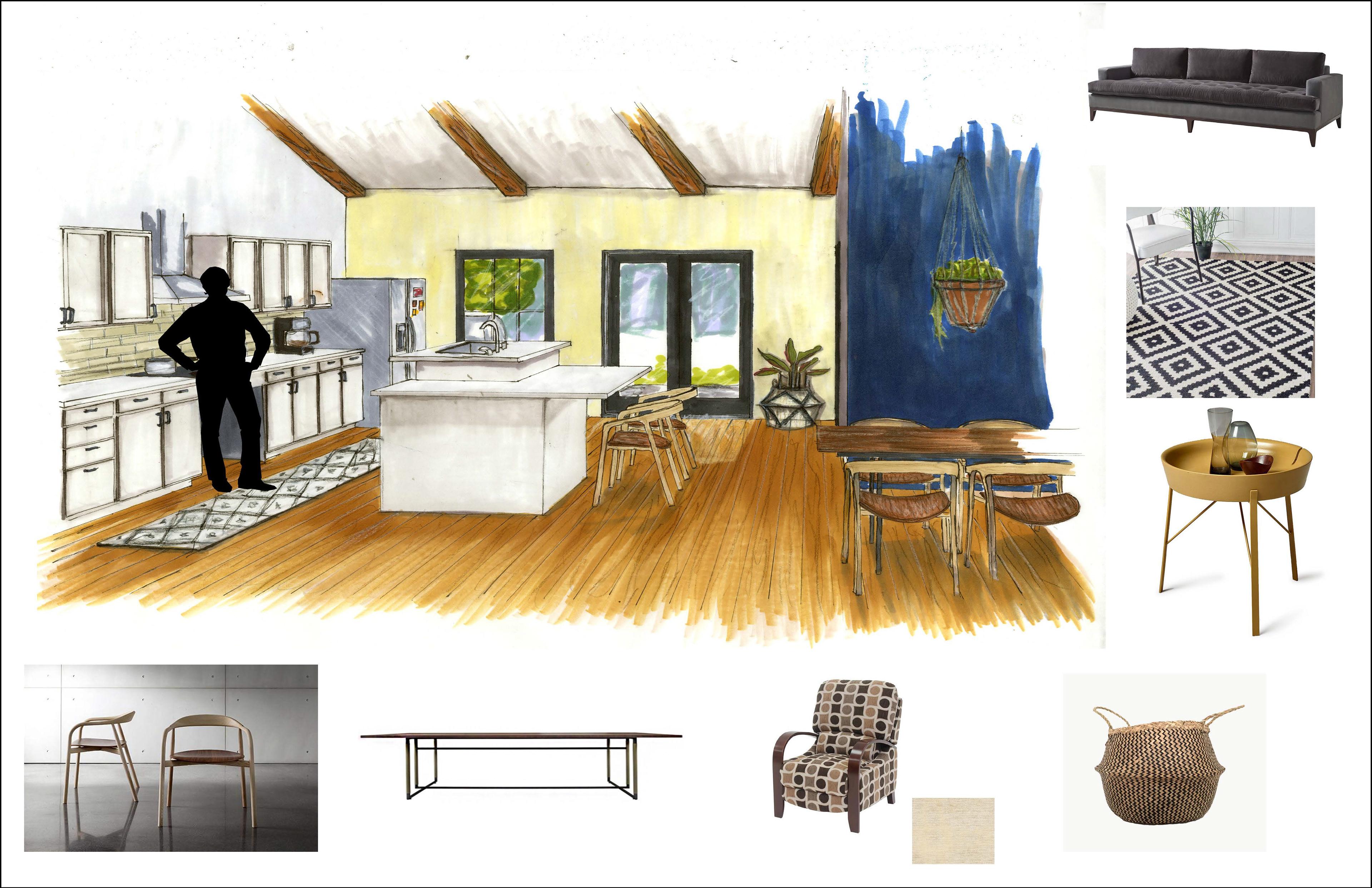 Stephanie Carrazana Interior Design Portfolio Aging In Place The Bach Life