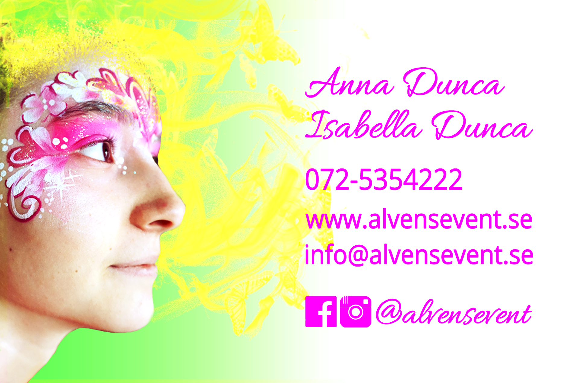 Andreas dunca business card for the same company where i also made their website although this one wasnt exported with the cmyk color mode ah well it was designed for magicingreecefo Gallery