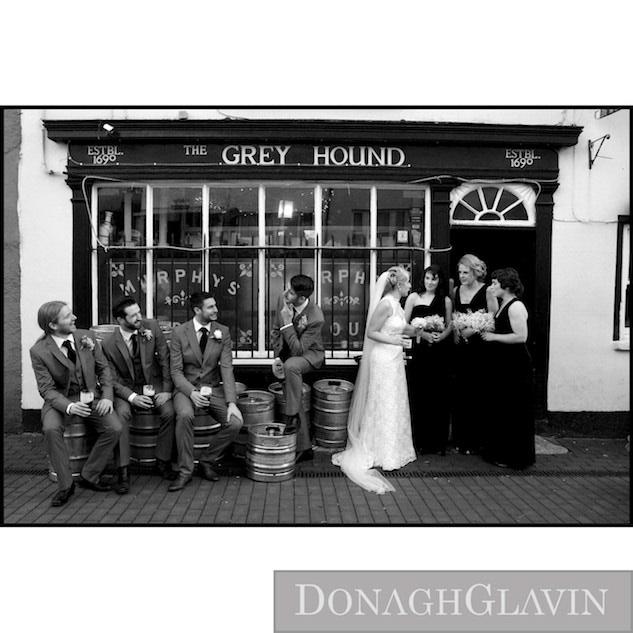 wedding photographer cork kinsale