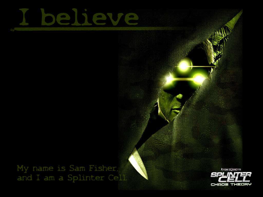 Jason Martin Splinter Cell Ubisoft