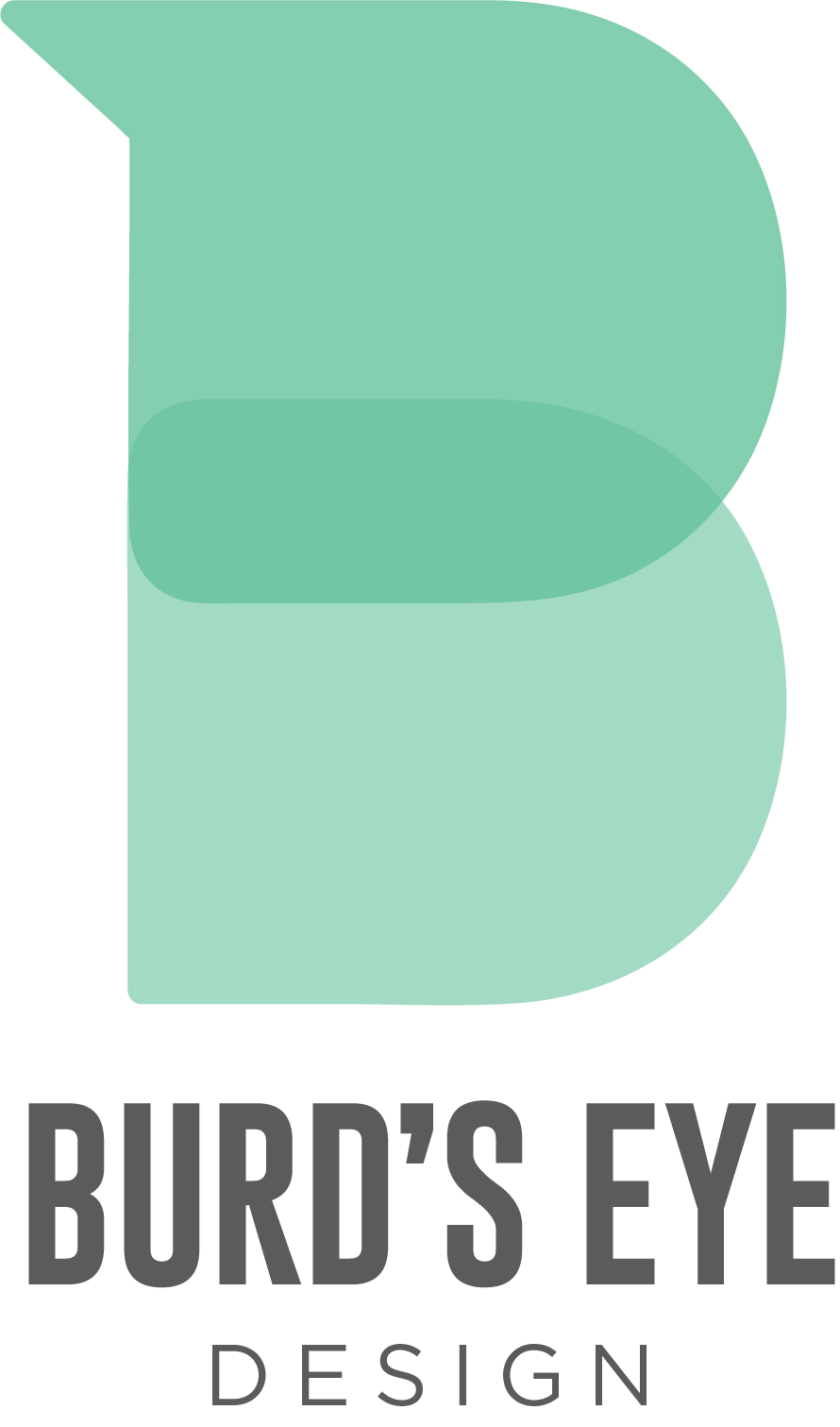 Burd's Eye Design Logo