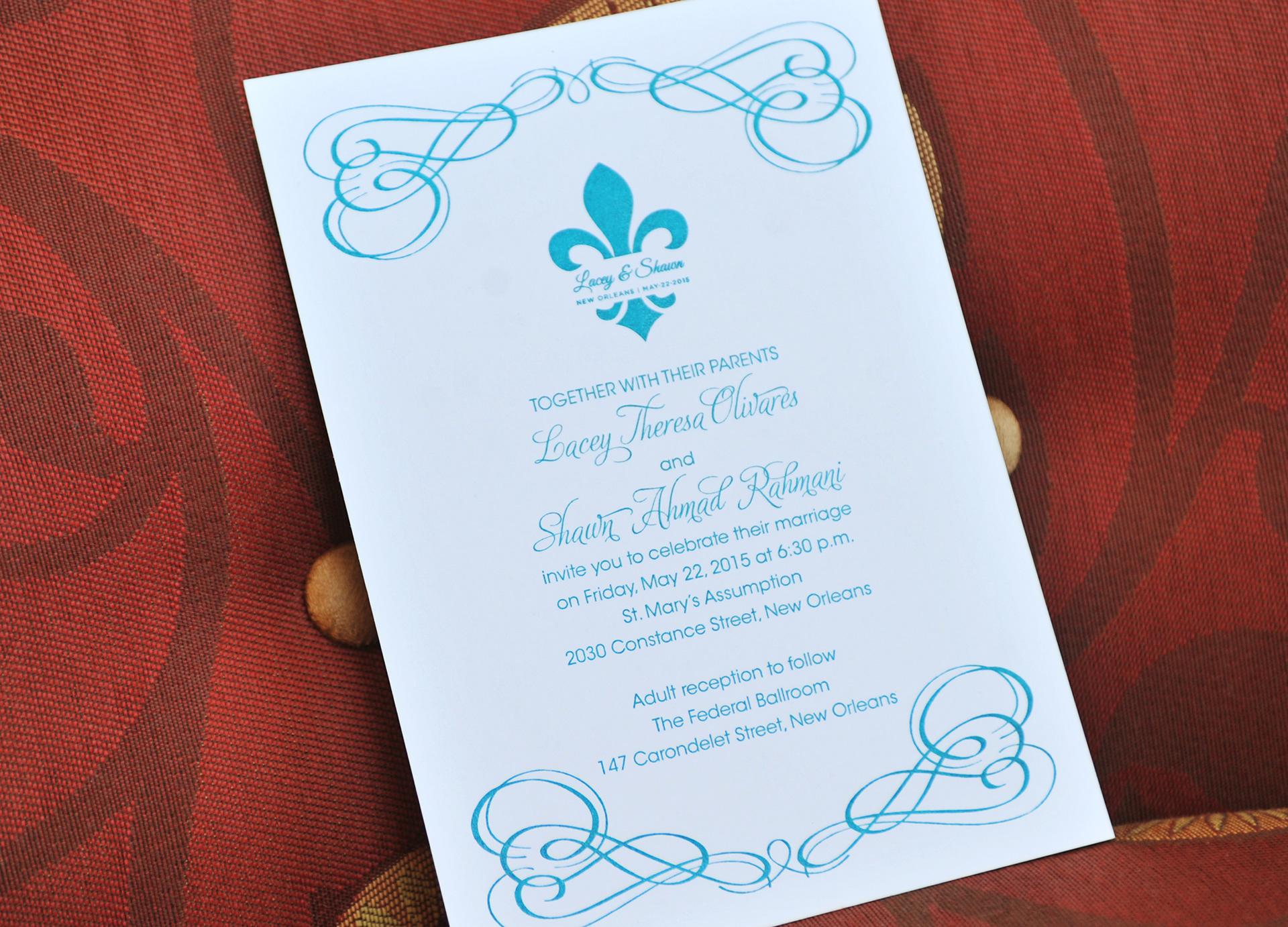 Lacey Olivares Rahmani Portfolio - Rahmani Wedding