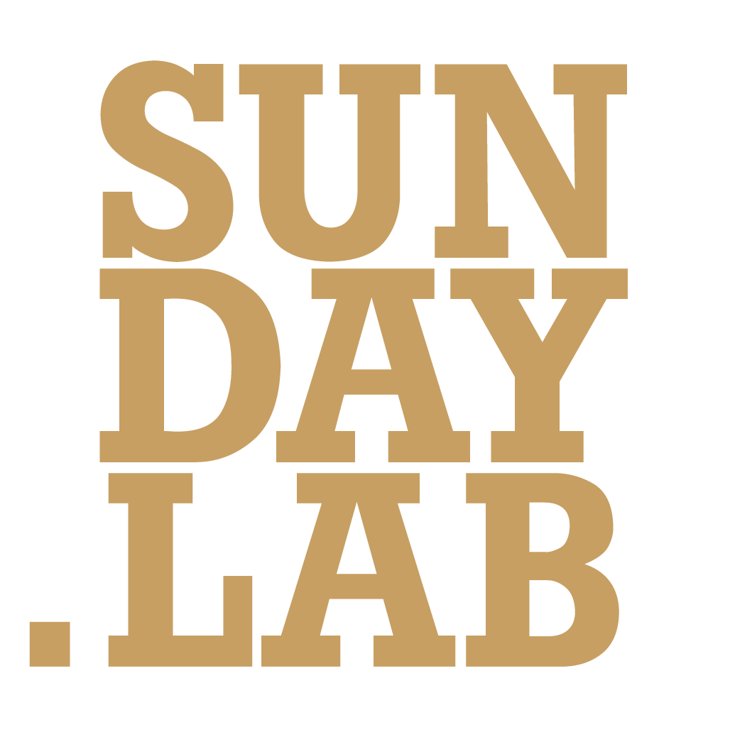 SUNDAY.LAB DESIGN&IMAGINATION