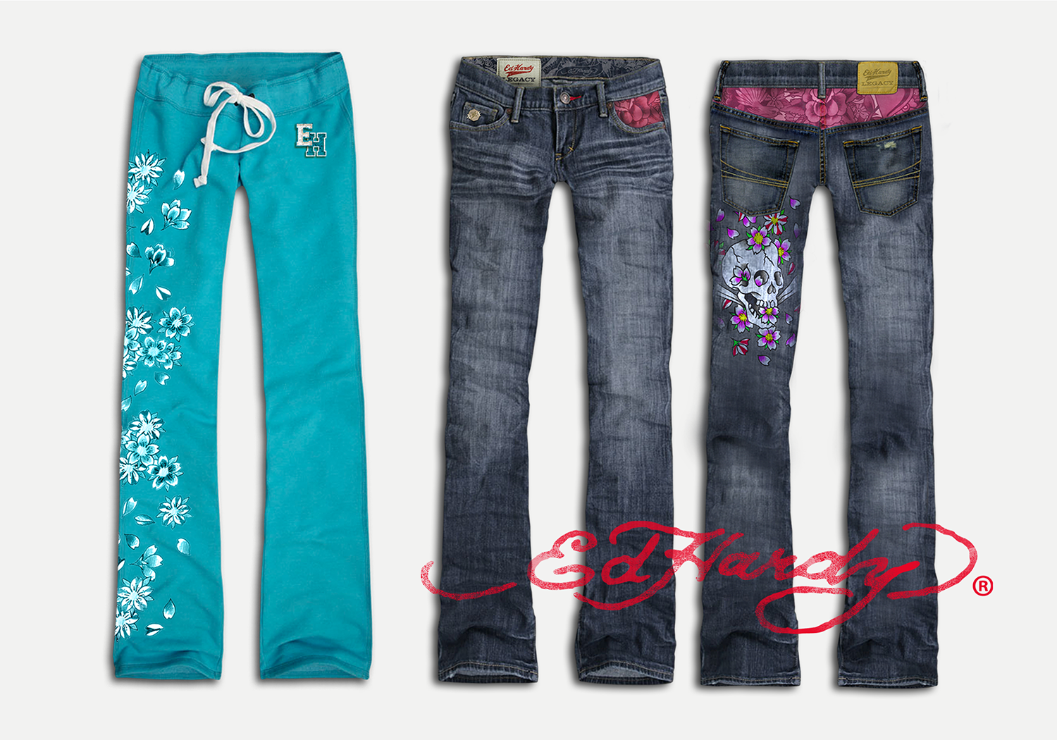 The lifestyle apparel brand dominated the fashion scene for many years and  was distributed internationally across every continent. The Ed Hardy ... 0e71fb076b