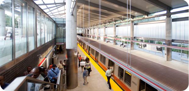 Achyut Kantawala & Associates - MBTA Stations, Boston