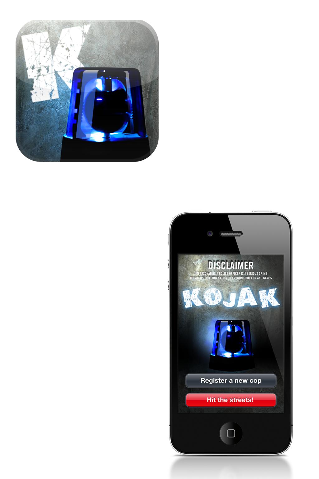 Kojak App