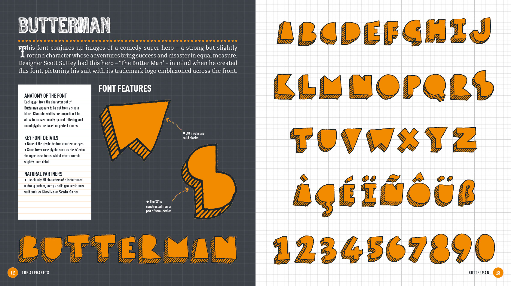 Tony Seddon Draw Your Own Fonts