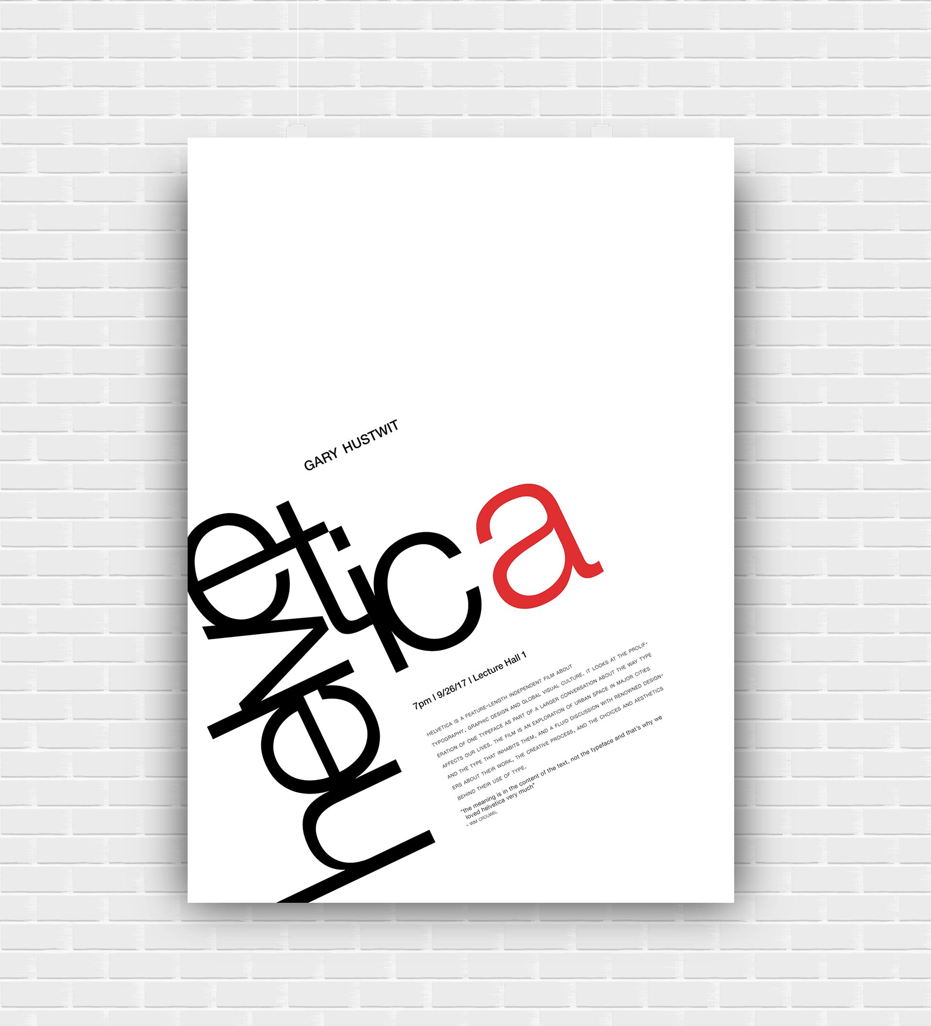 Myra Tariq - Helvetica