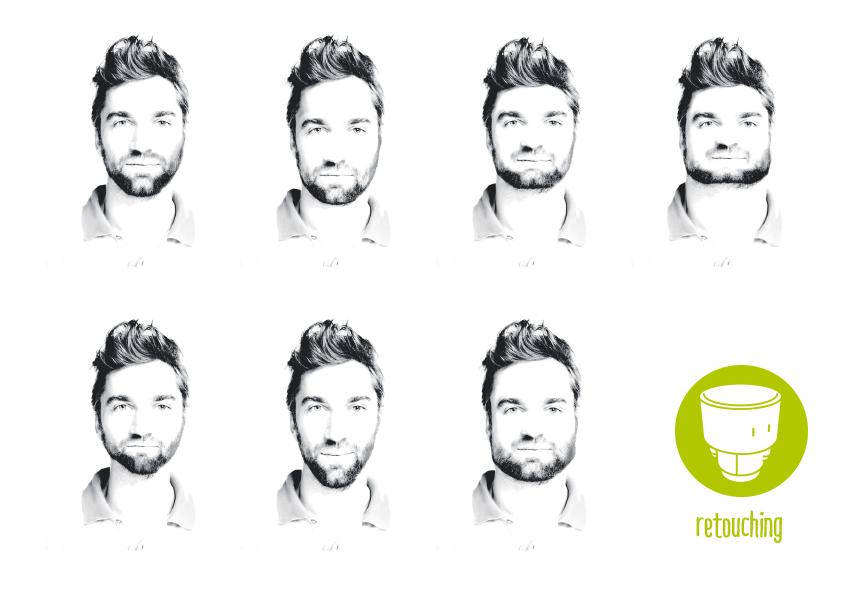Christophe Delarsille Face Shapes