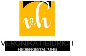 Veronika Heidrich - Mediengestaltung, Grafik- & Webdesign