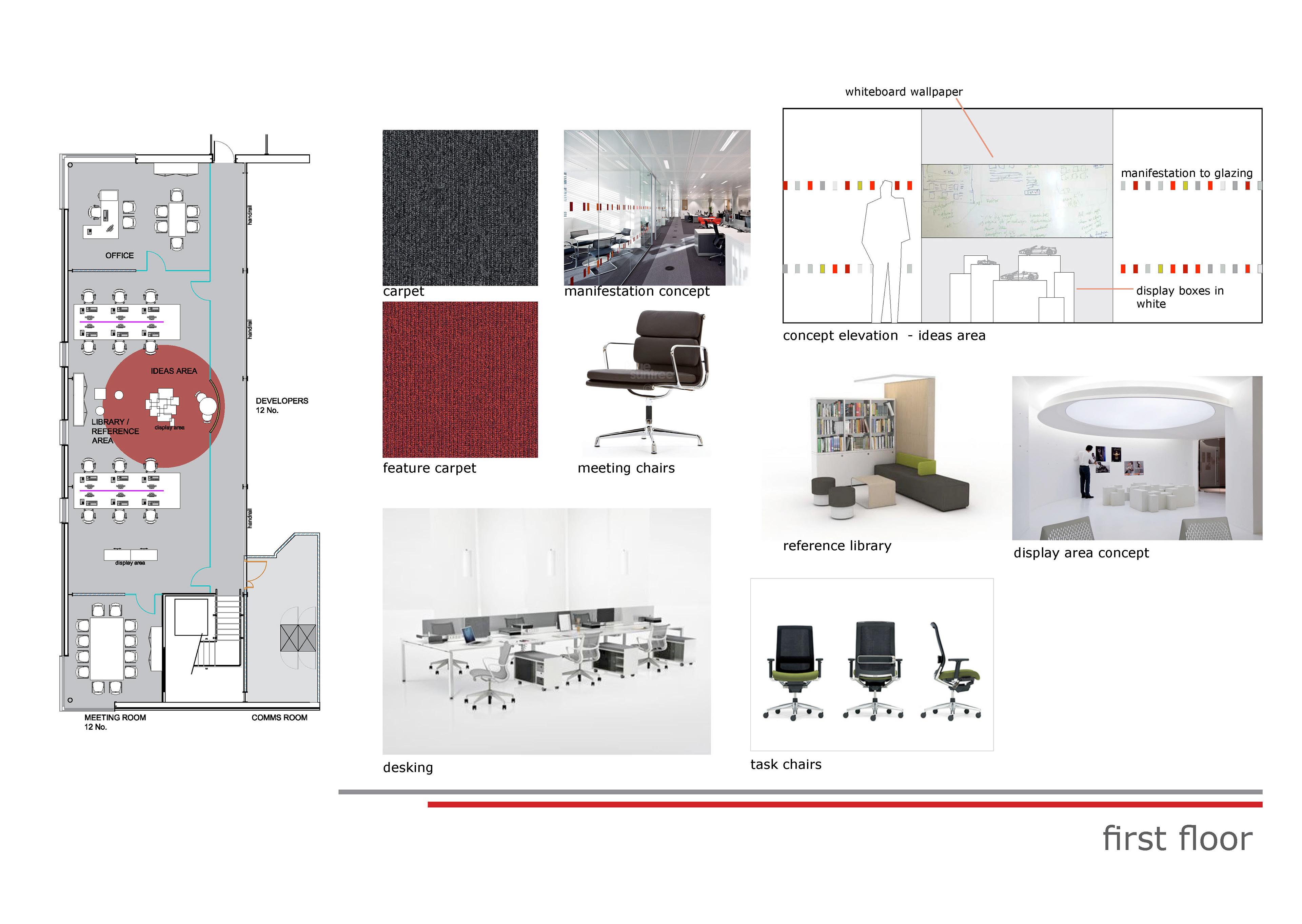 Gemma Montgomery Design Design Concept Car Showroom